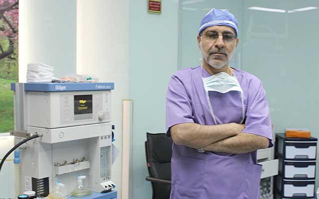 آقای دکتر محمد جواد فروزان مهر