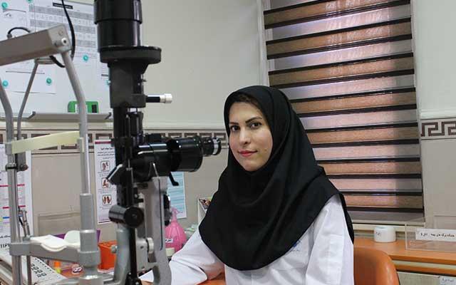 خانم دكتر مريم نادی