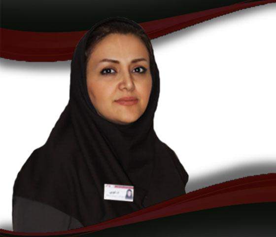 خانم سمیه محمدخانی