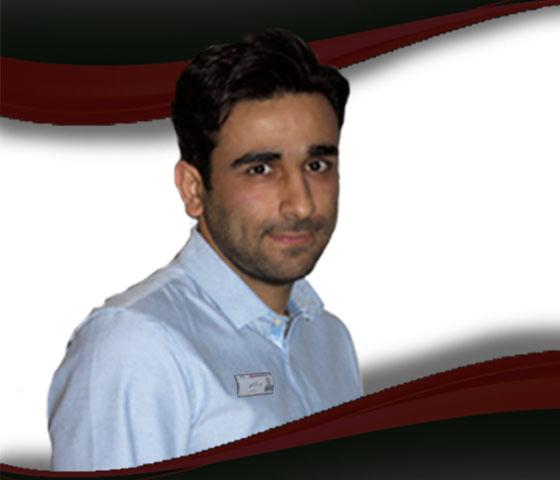 آقای محمدحسين وحيدی