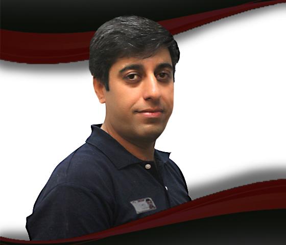 آقای علی عابدی