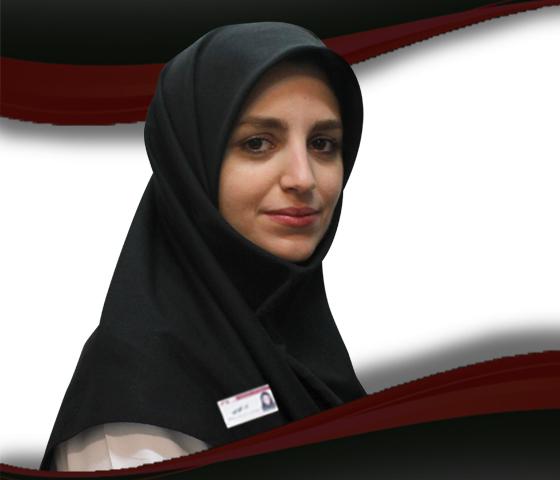 خانم مهندس زهرا حسين دوست