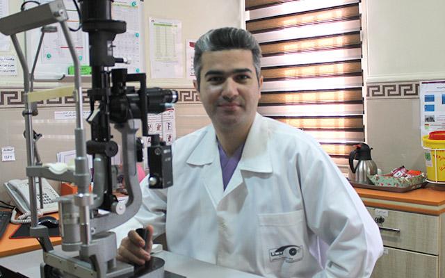 آقای دکتر پرویر ملکی فر