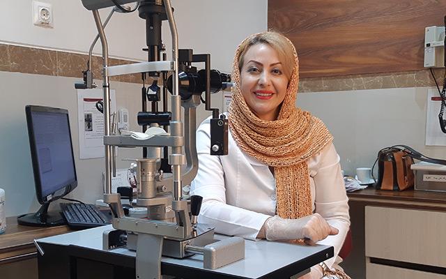 خانم دکتر فرزانه آقامحمدی