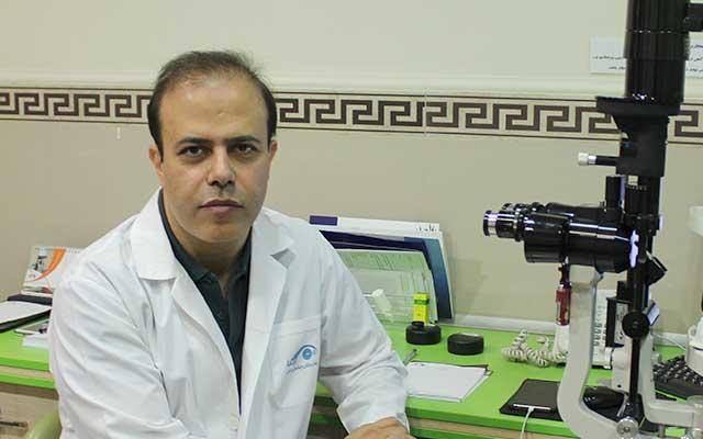 الدكتور منصور همايوني