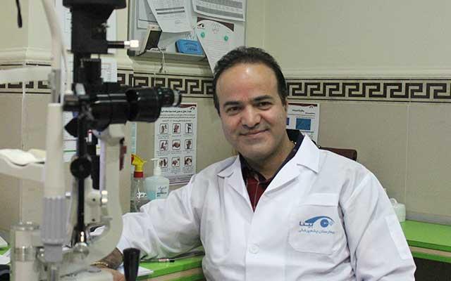 الدكتور محمدرضا جمشيدي