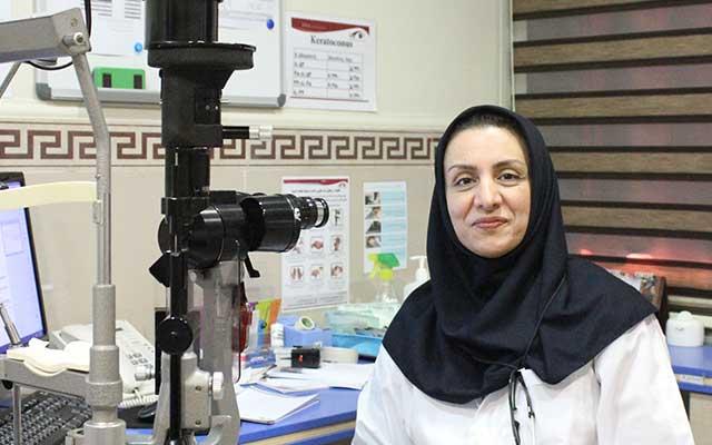 الدكتورة شيلا ارامش