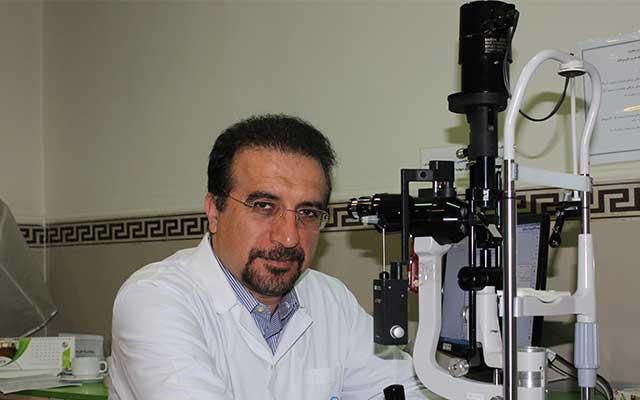 الدكتور حسين فرخي