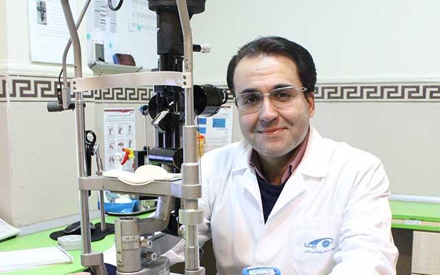 الدكتور محمدرضا غلابدار