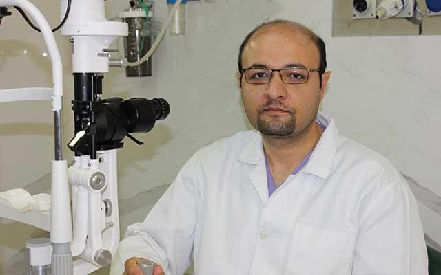 الدكتور هاشم احدي