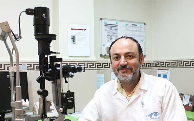 الدكتور غلامحسين دشتي