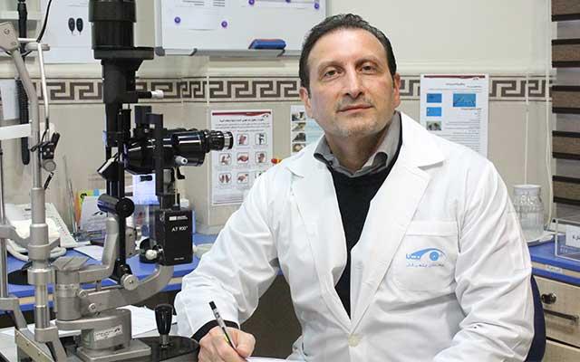 الدكتور سهيل اديب مقدم