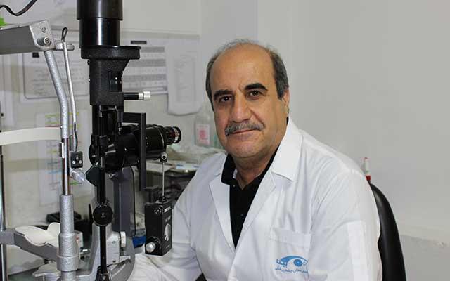 الدكتور مجتبي غفاري بور