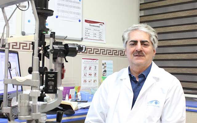 الدكتور حميدرضا طوسي