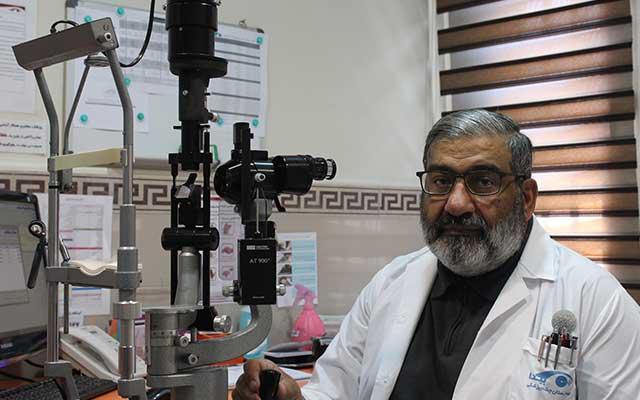 الدكتور محمد فقيهي