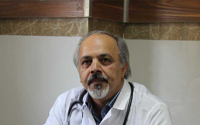 الدكتور جلال كرشاسب زاده
