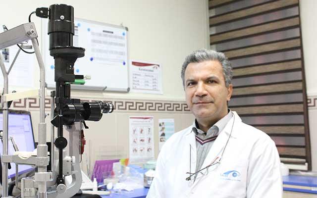 الدكتور رضا اميري