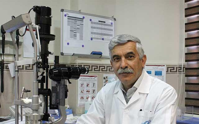 الدكتور برويز الياسي