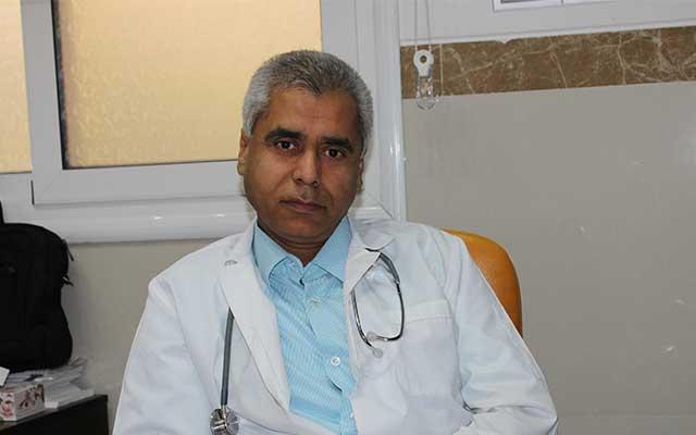 الدكتور سعيد اسفندياري