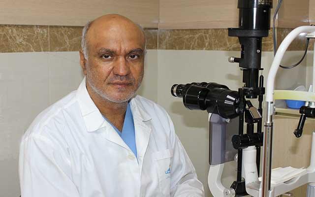 الدكتور سيدمحمدرضا حسيني فيروز آبادي
