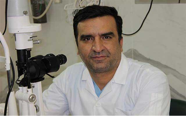 الدكتور مجيد خليلي