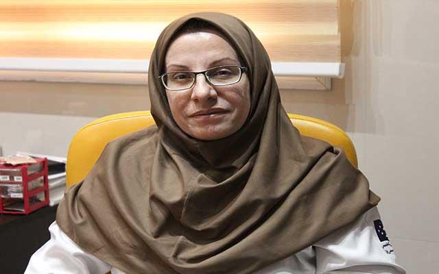 الدكتورة  زهره خليل بور