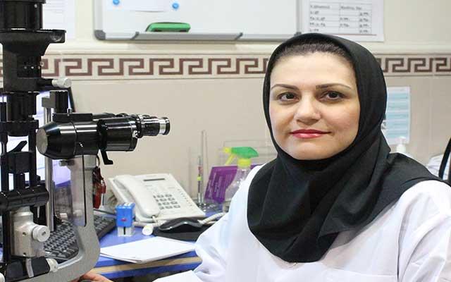 الدكتورة نسيم كوهستاني