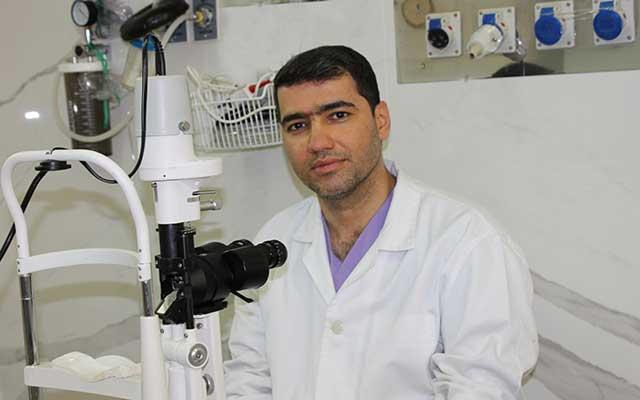 الدكتور علي محمودي
