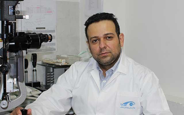 الدكتور عليرضا رامين خو
