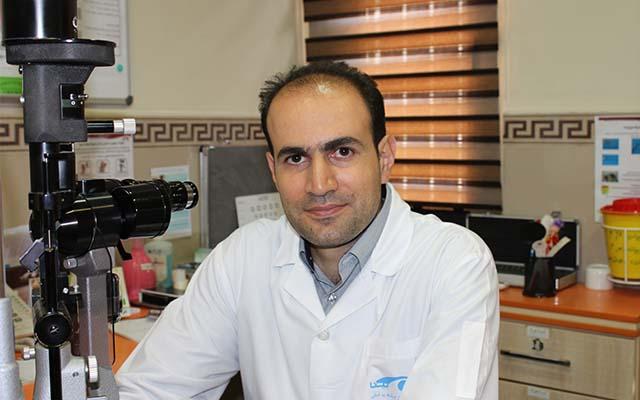 الدكتور اميرحسين آقاجاني