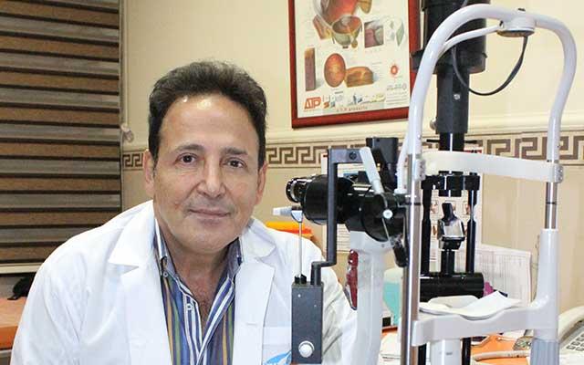 الدكتور بهروز اديبي