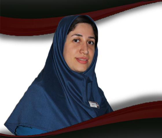 السيدة مريم ارويش