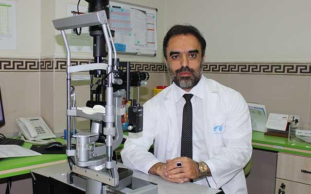 الدكتور شاهين شيوخي