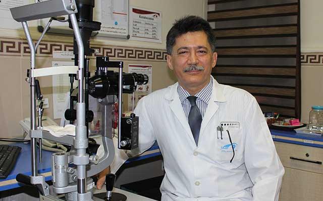 الدكتور ساسان وجودي