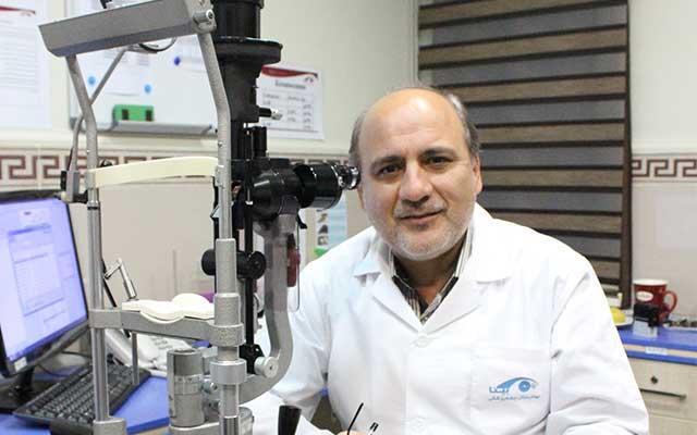 Prof. Mostafa Naderi