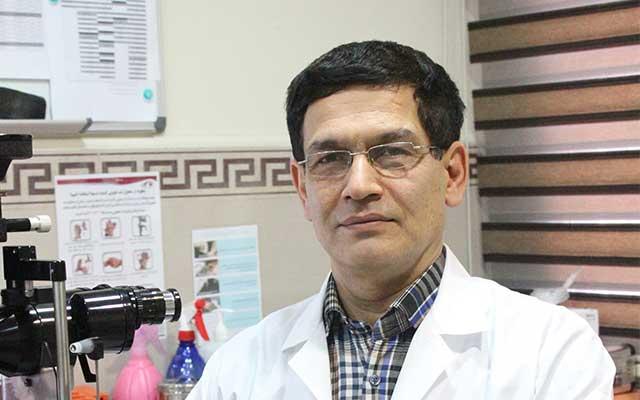 Dr.Vahid Ehyaee Ghodrati