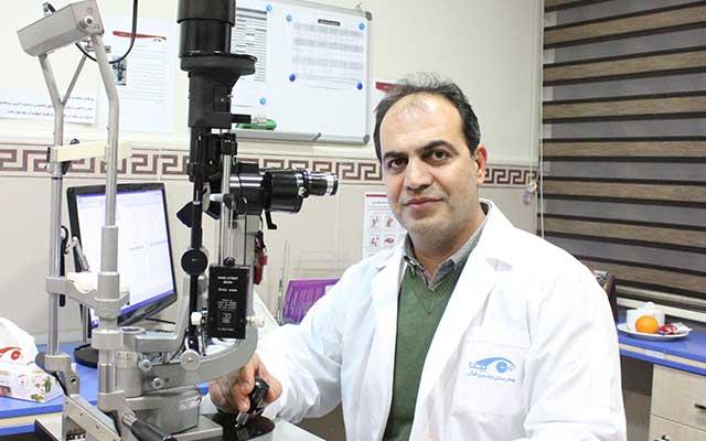 Dr. Majid Mohebbi