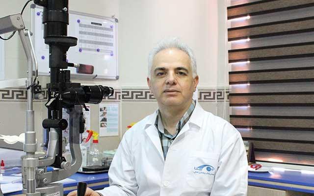 Dr. Mehran Nikkhou