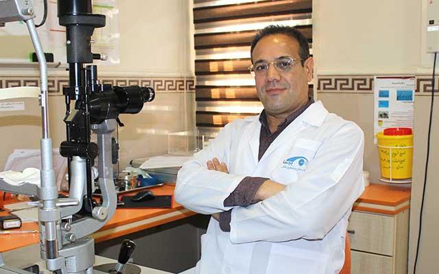 Dr. Moharam Chenari