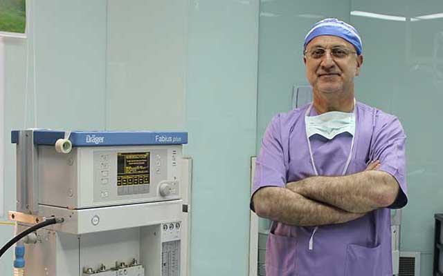 Dr. Mahmoud Ghanbari