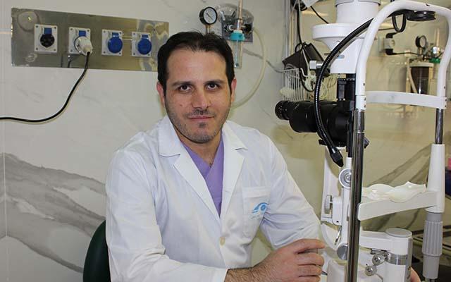 Dr. Mohammad Parsamanesh