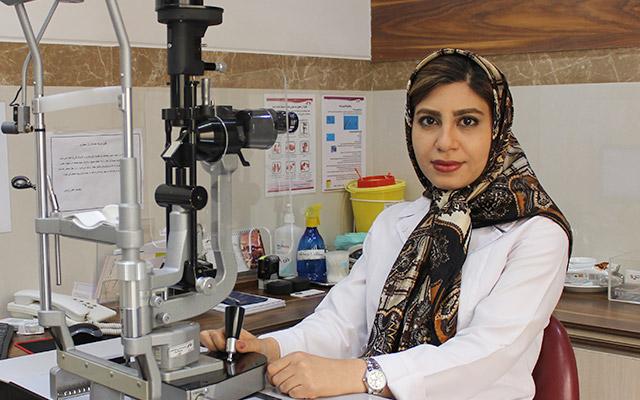 Dr. Marjan Mazouchi