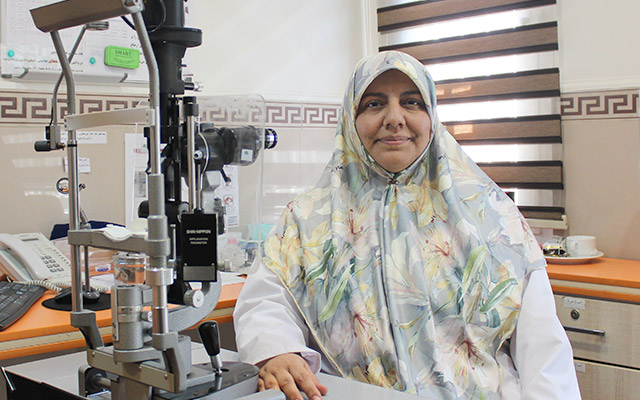 Dr. Athar Taheri